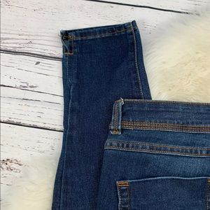 Zara Jeans - Zara Basic z1975 Dark Wash Skinny Jean size 6